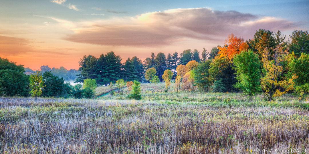 Autumn Prairie - FA-027-W - Wide 1 x 2 Proportion