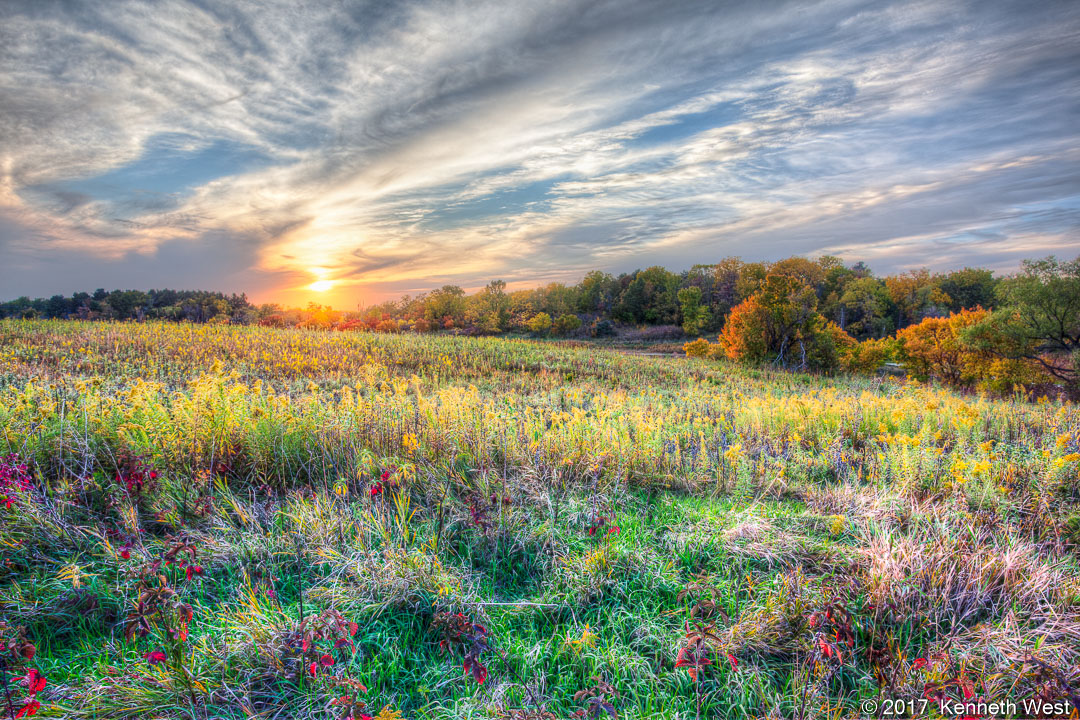 Fall Color on the Prairie - FA-028-S - Standard 2 x 3 Proportion