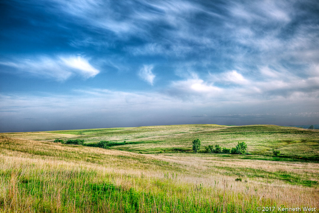 Flint Hills - FH-009-S - National Tallgrass Prairie Preserve, Flint Hills Kansas - Standard Proportion 2 x 3